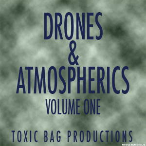 Drones and Atmospherics I cover